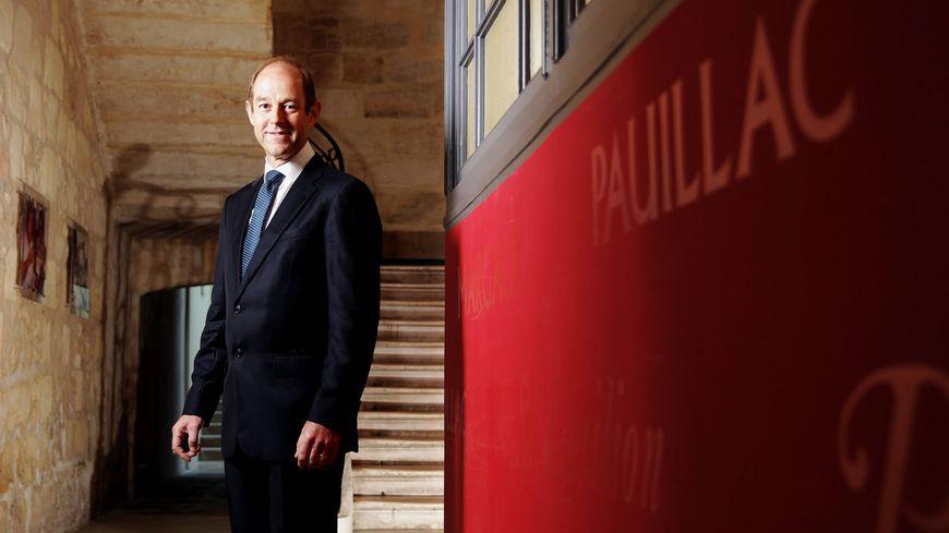 Allan Sichel à la tête du Conseil Interprofessionnel des Vins de Bordeaux