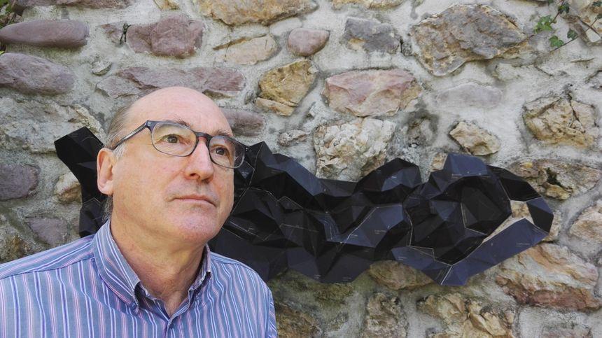 Gilles Parent, l'un des chercheurs à l'origine de la redécouverte des mines de Banca - Radio France