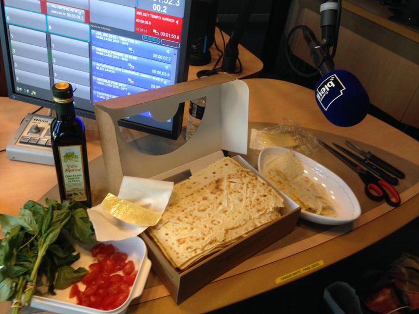 Ilde Pinna chef Foodtruck à Chambéry  - Radio France