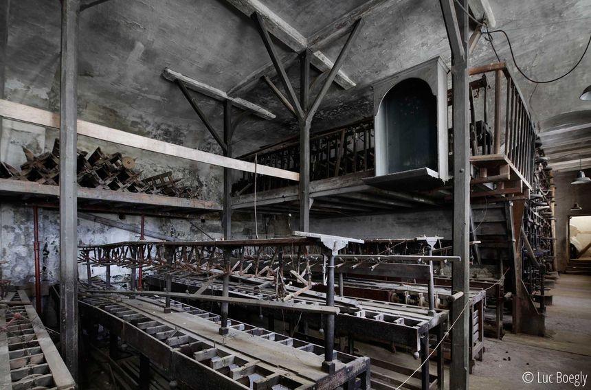 La Galicière à Chatte - Salle dévidage oratoire - Aucun(e)