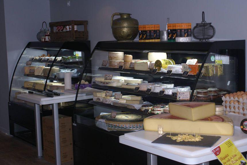 La cave à fromage, Cherbourg - Aucun(e)