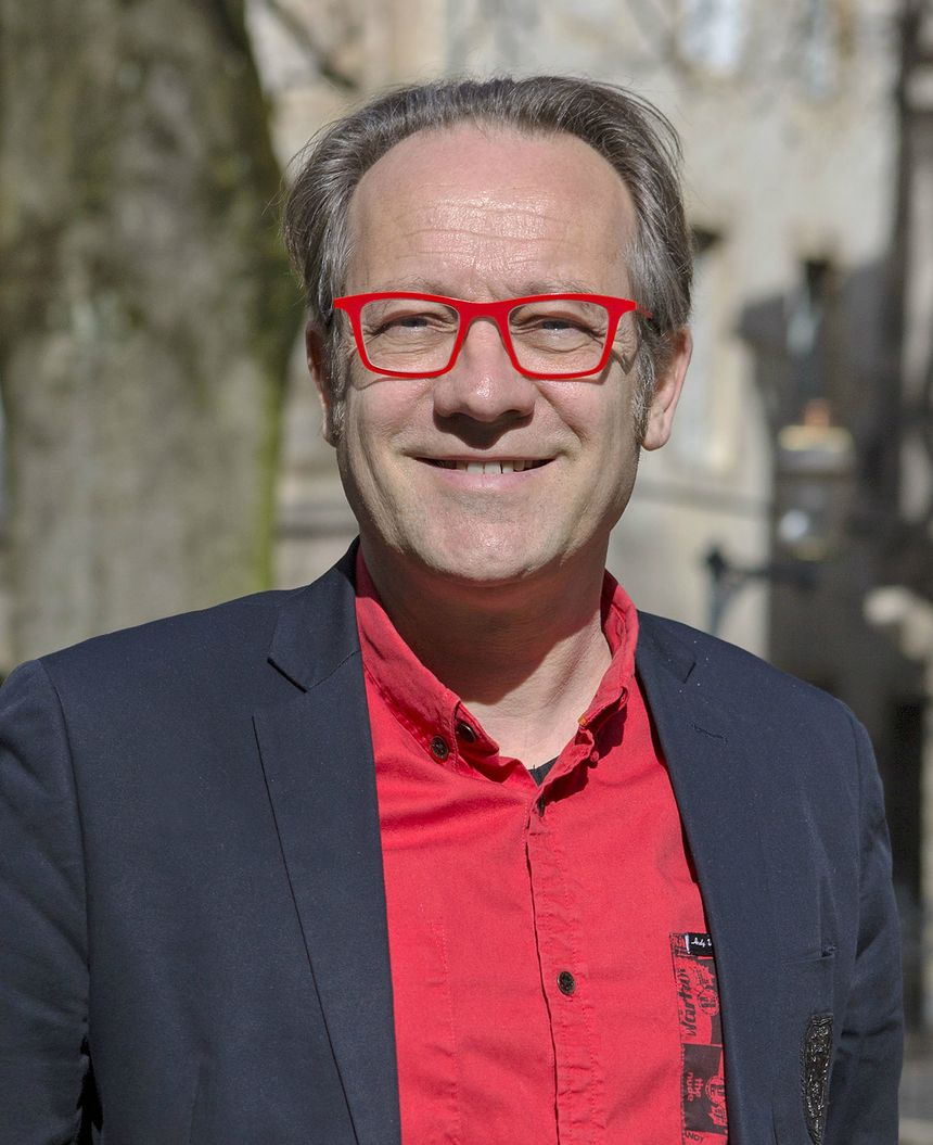 Patrice Chateau, maire adjoint en charge de l'environnement à la ville de Dijon - Aucun(e)