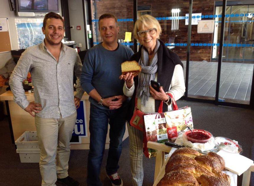 Mercotte est venue déguster  - Radio France