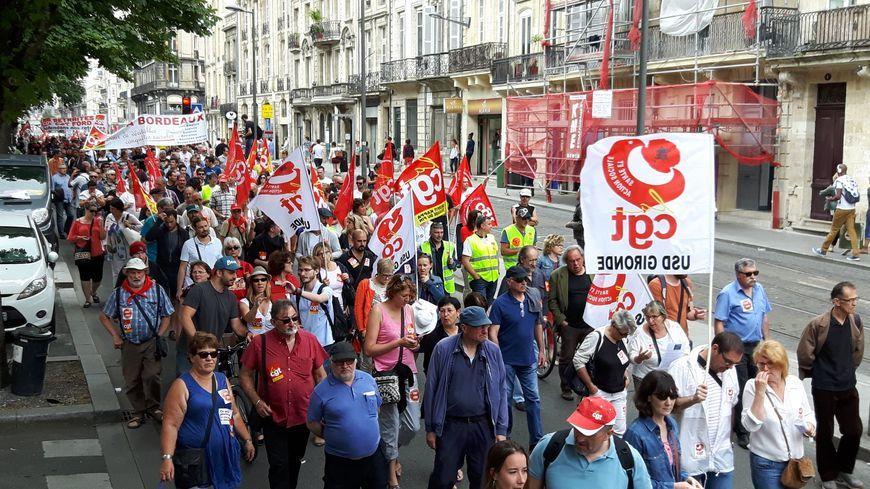 1100 personnes avaient défilé le 5 juillet dernier à Bordeaux