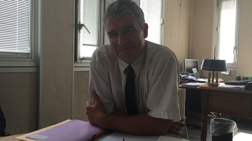 Denis Waleckx, l'inspecteur d'académie de Mayenne
