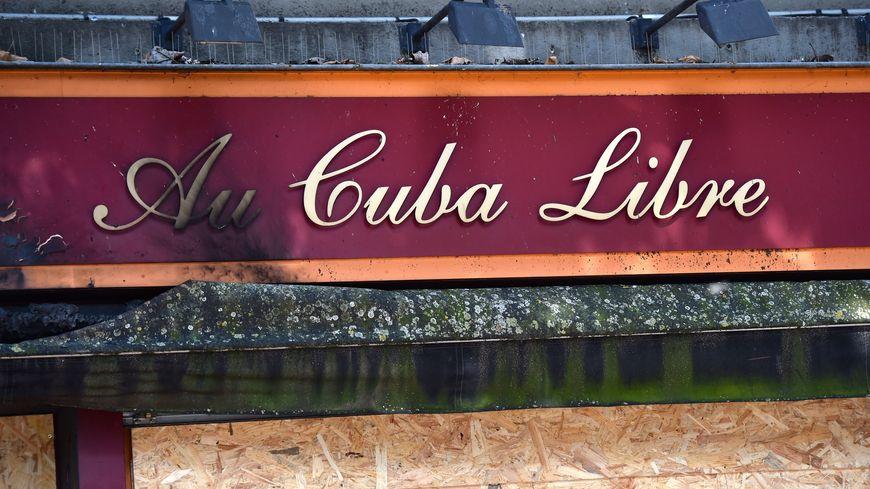 Il y a un mois l'incendie au Cuba Libr eà Rouen a fait 14 morts
