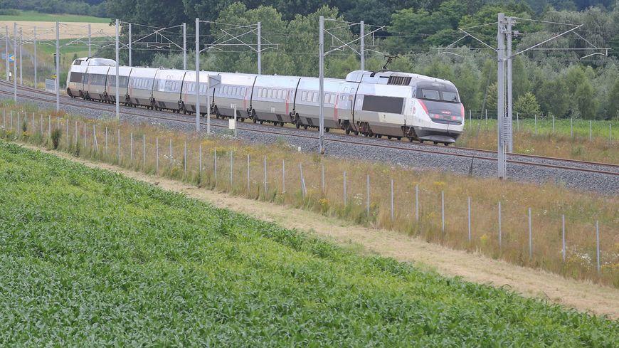 Le 25 novembre, un TGV d'essai va circuler à 352 km/heure entre Rennes et Conneré, en Sarthe.