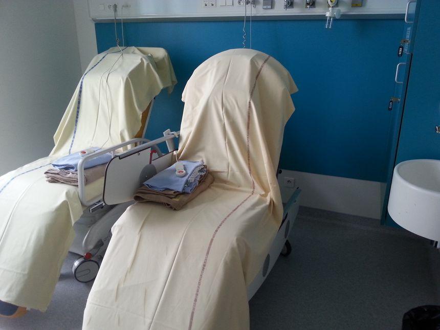L'Unité de Chirurgie Ambulatoire dispose de 26 lits et peut accueillir jusqu' 42 partients suivant les rotations - Radio France