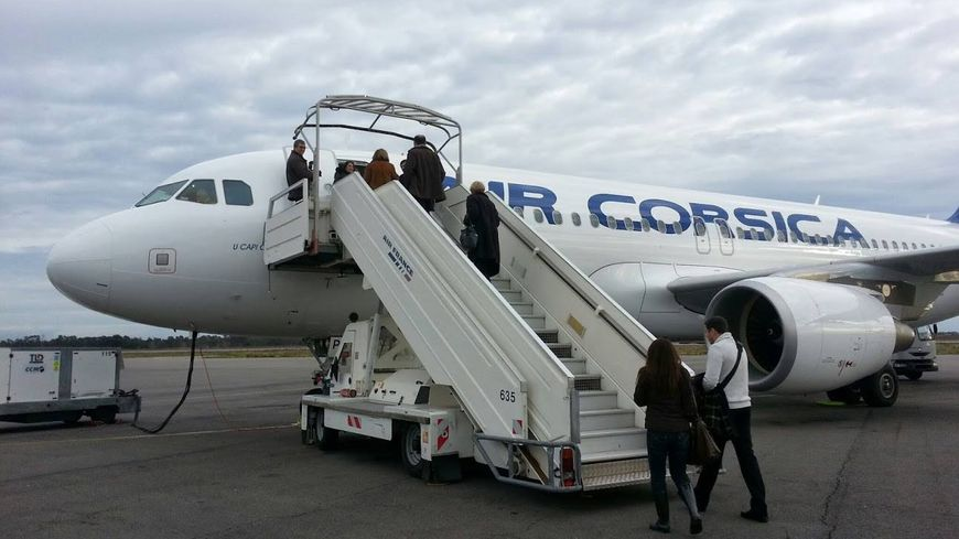 Air Corsica met le cap sur la Belgique