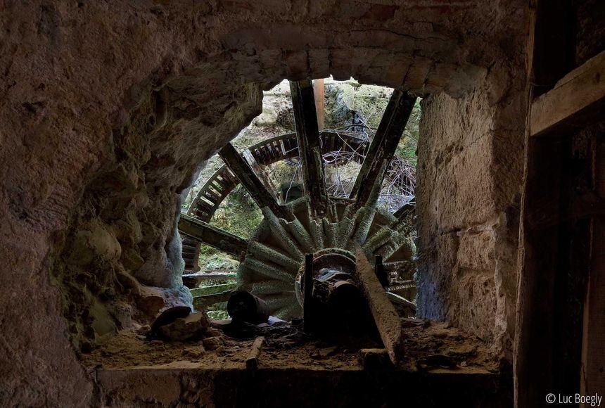 La Galicière - roue à aubes - Aucun(e)
