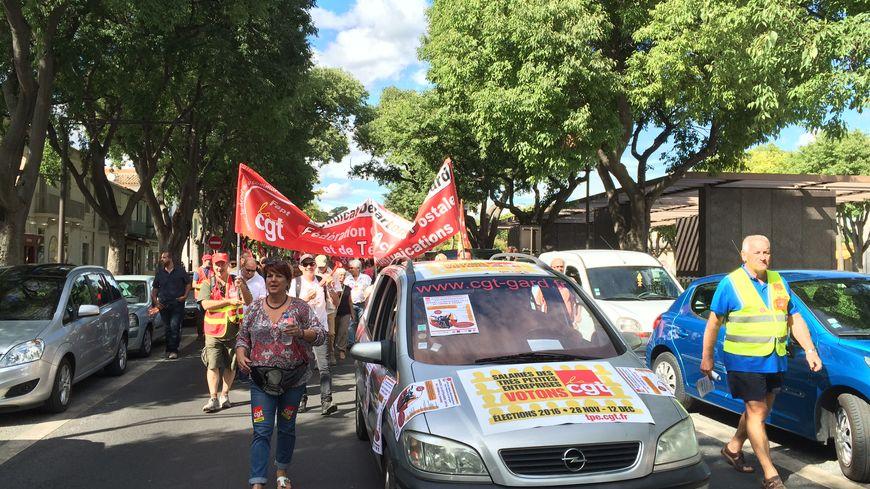 Le syndicat Force Ouvrière a prévenu que cette manifestation sera sa dernière