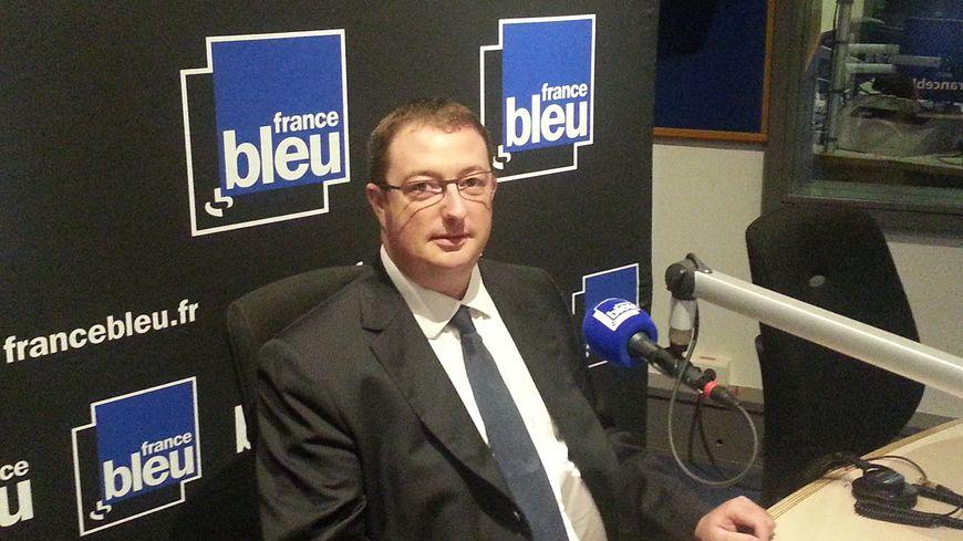 Charles Coutant est responsable de la chirurgie au centre anti cancer Georges François Leclerc de Dijon