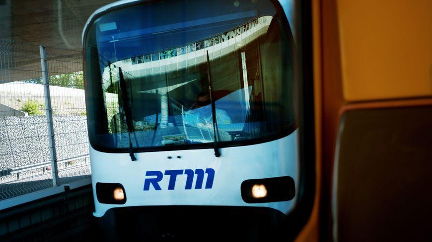 Le métro de Marseille (photo d'illustration)