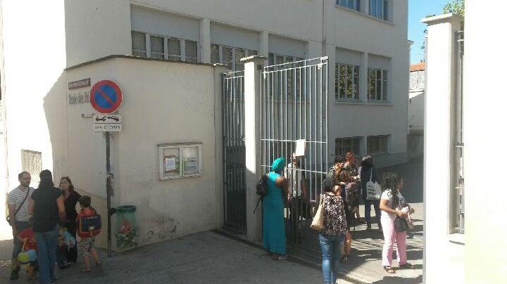 L'école primaire des Frères Chappe.