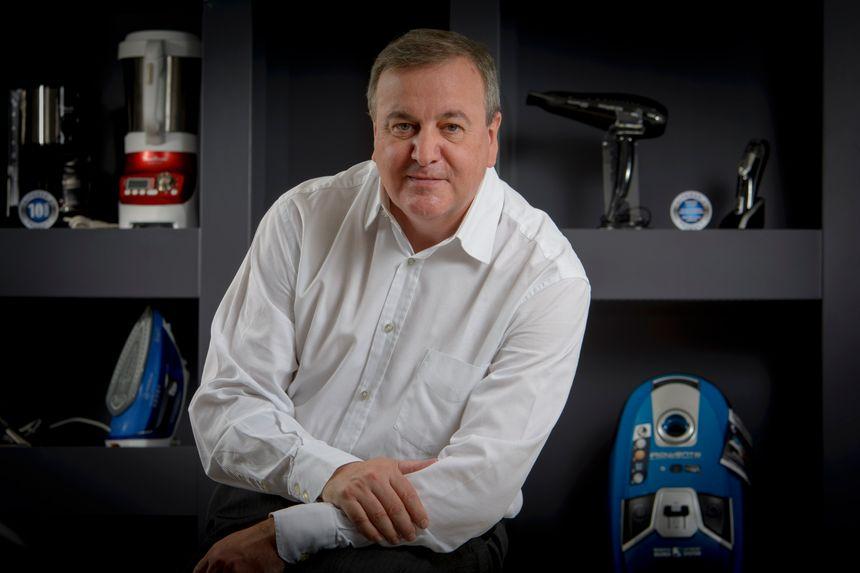 Alain Pautrot, le directeur de la satisfaction client chez Seb. - Aucun(e)