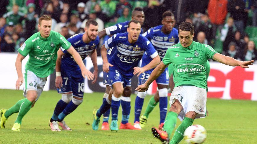 Bastia s'inscline dans le temps additionnel sur un penalty d'Hamouma