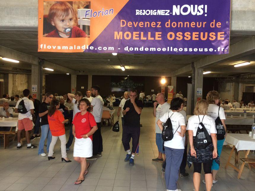 """Les """"Vendanges du Coeur"""", ce dimanche, de la Maison Chapoutier à Tain l'Hermitage. - Radio France"""