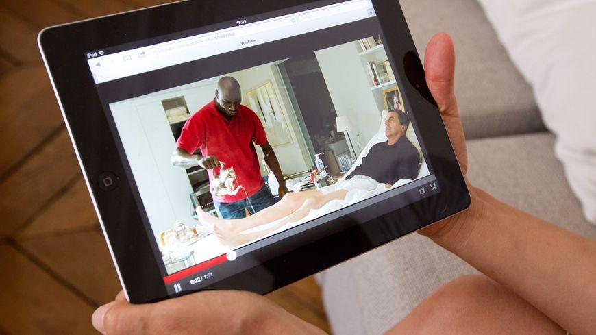 Une tablette numérique (illustration)