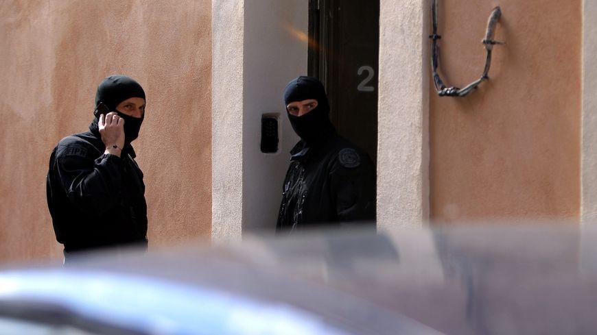 L'interpellation a eu lieu à Dole dans le Jura, vendredi matin.
