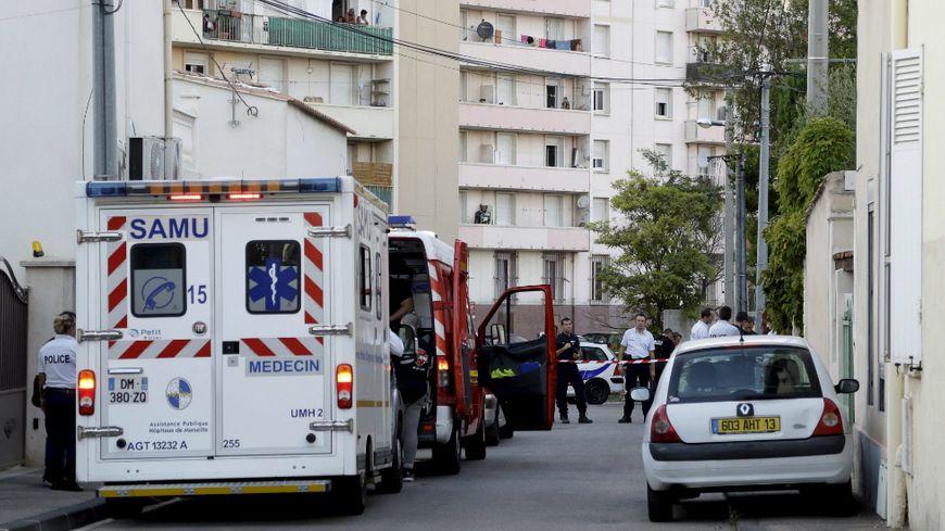 L'homme a été abattu impasse Nardy, dans le 13e arrondissement de Marseille