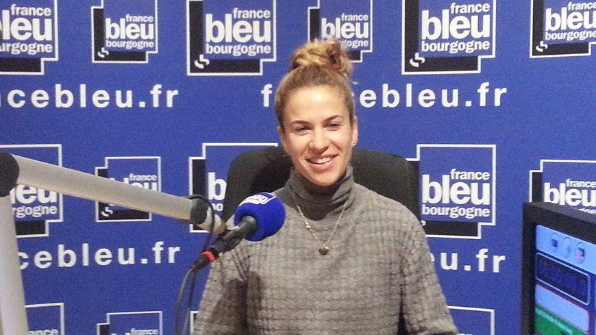 Marie-Charlotte Albéjano, responsable de Mobigo Autopartage à Dijon