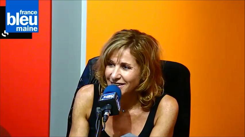 Sophie Ribot, déléguée à la communication à la chambre des notaires de la Sarthe