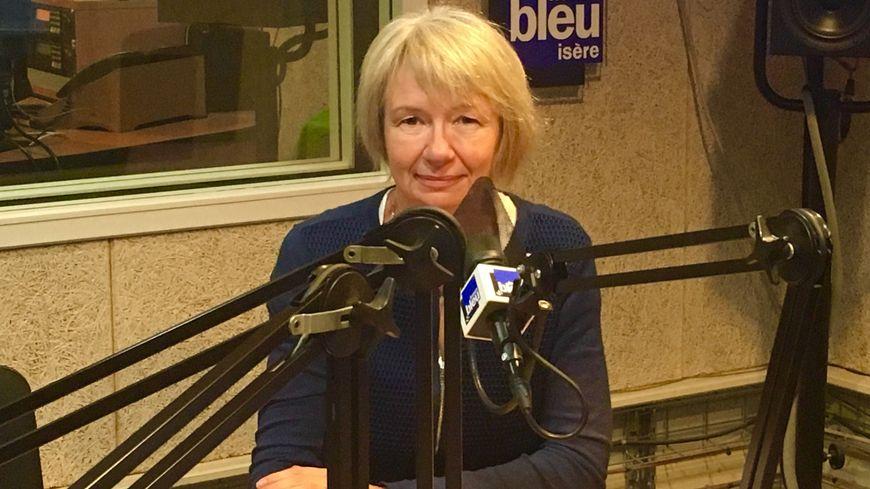 Isabelle Pissard, directrice d'Isère Tourisme, était l'invité de FBI Matin mardi