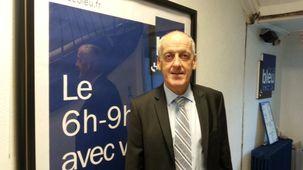 Pascal Lelarge, préfet du Finistère