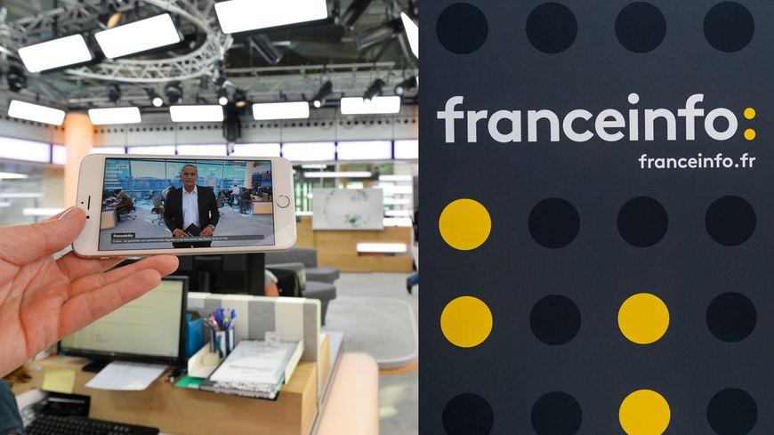 """La nouvelle chaîne """"franceinfo"""" est lancée ce jeudi."""