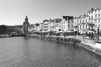 La Rochelle N&B