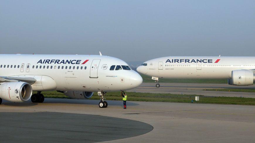 """Un """"dysfonctionnement moteur au décollage"""" a poussé un Boeing d'Air France à vidanger son kérosène au-dessus de la forêt de Fontainebleau"""
