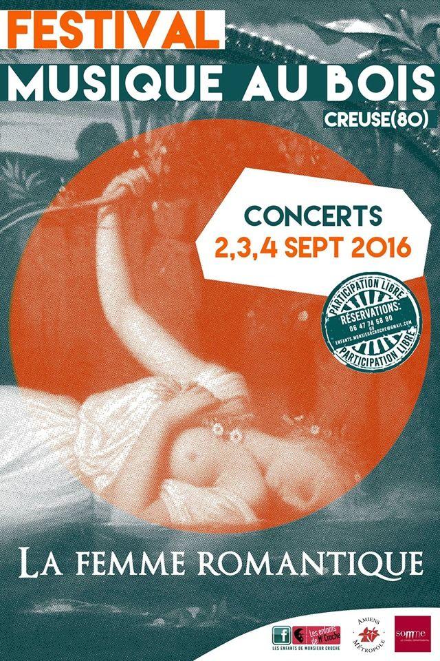 """Festival """"Musique au bois"""" - Aucun(e)"""