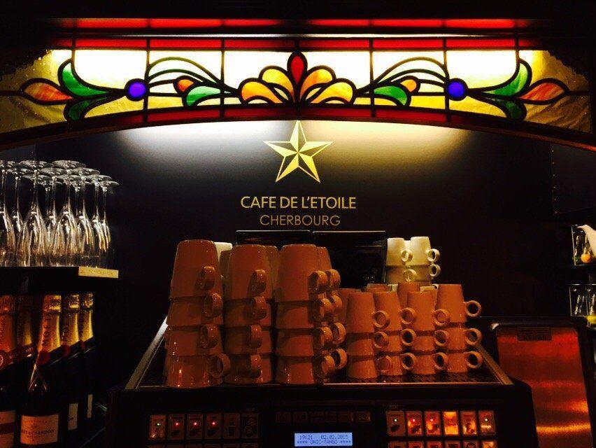 Café de l'étoile à Cherbourg - Aucun(e)