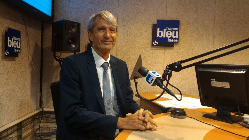 Michel Issindou sur France Bleu Isère
