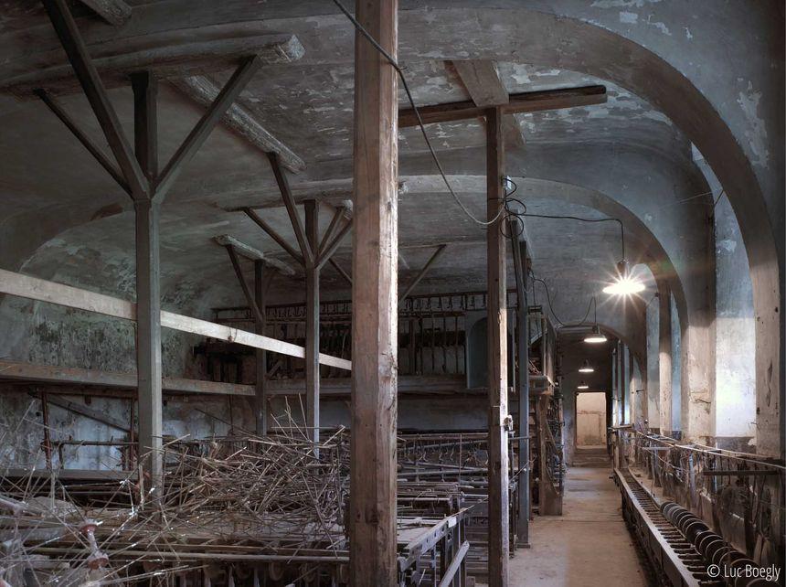 La Galicière - salle de dévidage - Aucun(e)