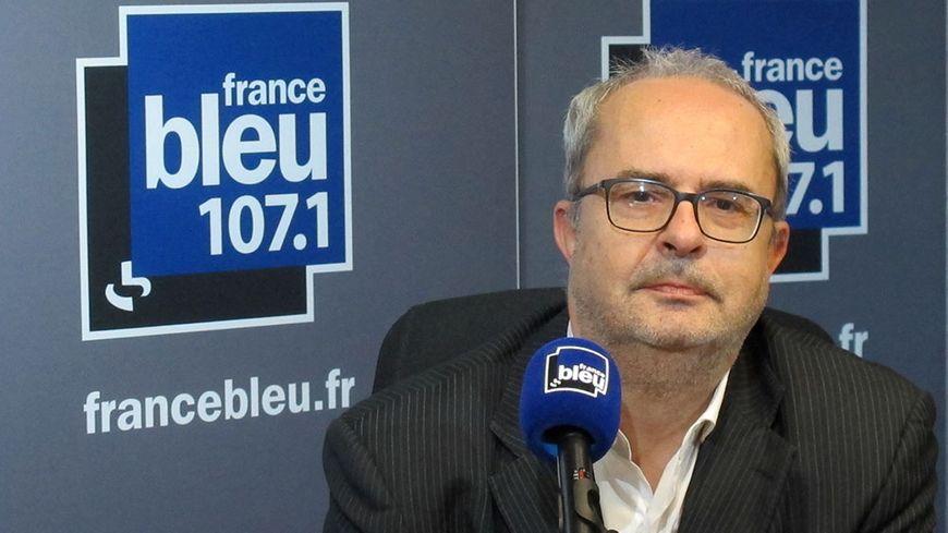 Bruno Morel, directeur général d'Emmaüs Solidarités