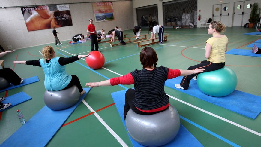 L'activité physique adaptée, l'une des composantes du parcours de soins contre l'obésité