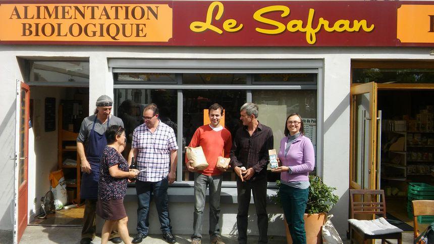 L'équipe du Safran à Pont-Croix (29) - Aucun(e)