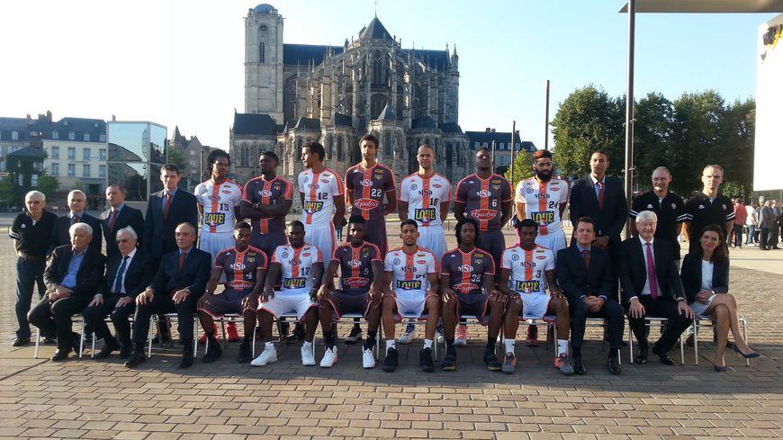 Le Mans Sarthe Basket 2016 - 2017