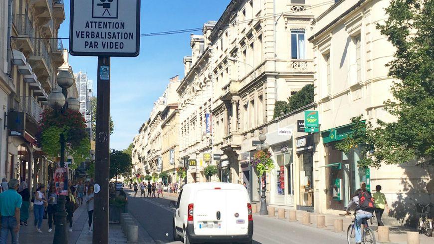 Vidéo-verbalisation à Avignon