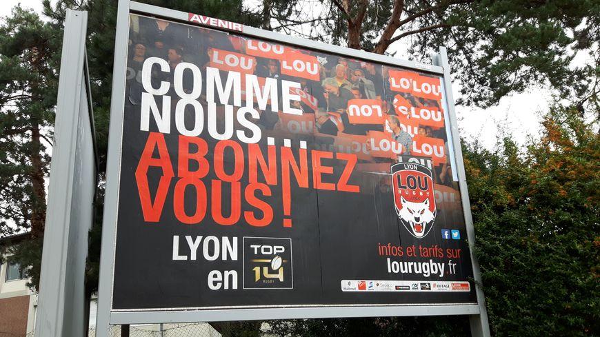 Cet été, le LOU a bien tenté d'attirer les amateurs de Rugby de la Loire.