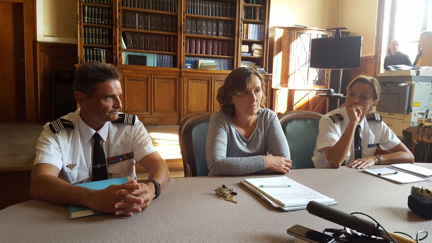 La procureure de Bergerac a confirmé la piste du meurtre.