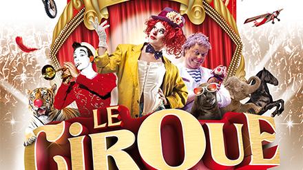 Le cirque Alrette Gruss à Grenoble du 21 au 25 septembre