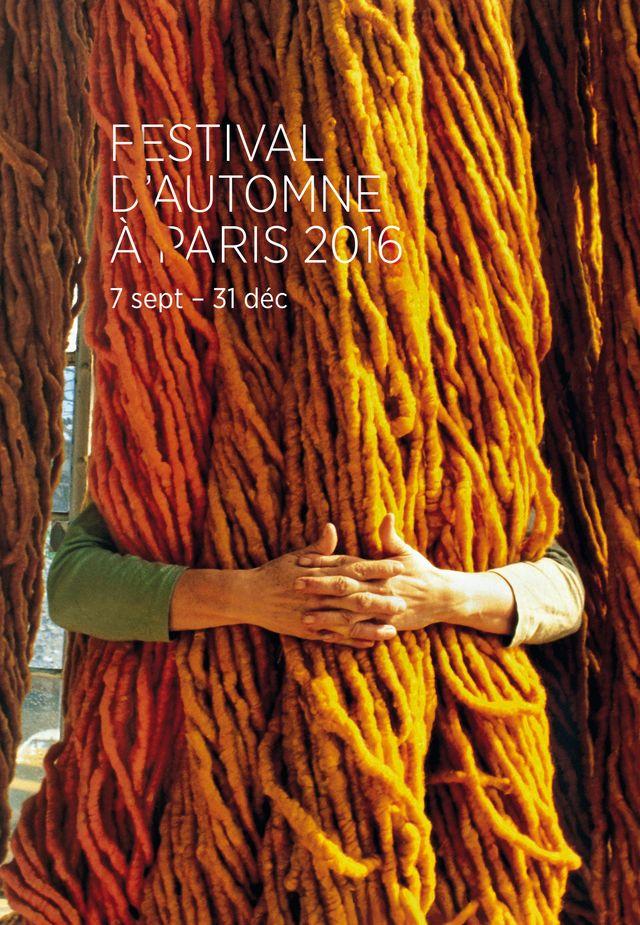 Affiche du Festival d'Automne 2016