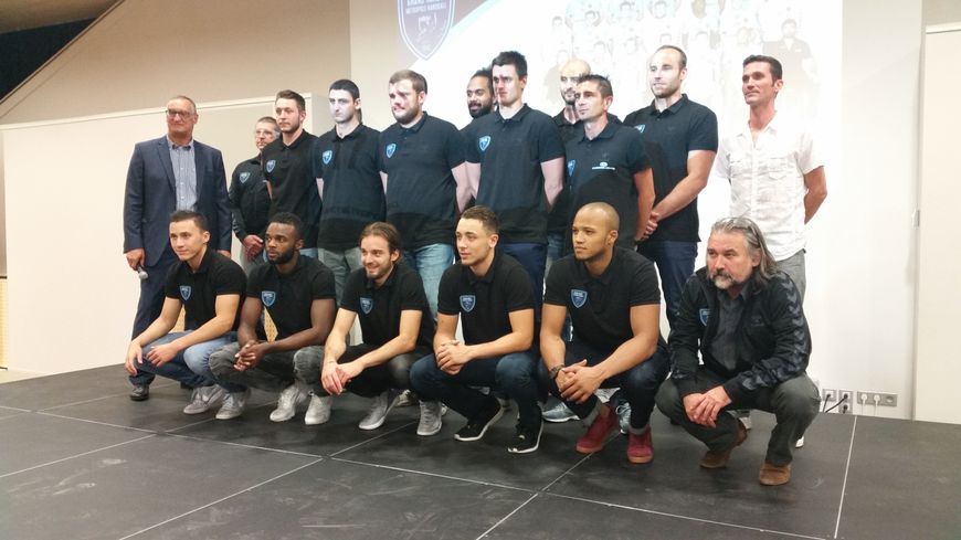 Le Grand Nancy Métropole Handball version 2016/2017