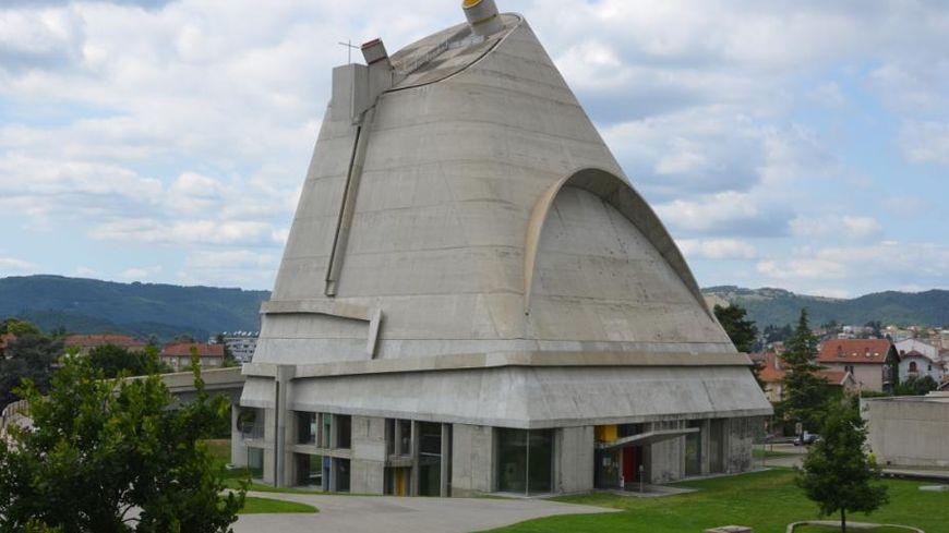 """Le site Le Corbusier de Firminy va vivre ses premières """"JEP"""" en tant que patrimoine mondial de l'Unesco."""