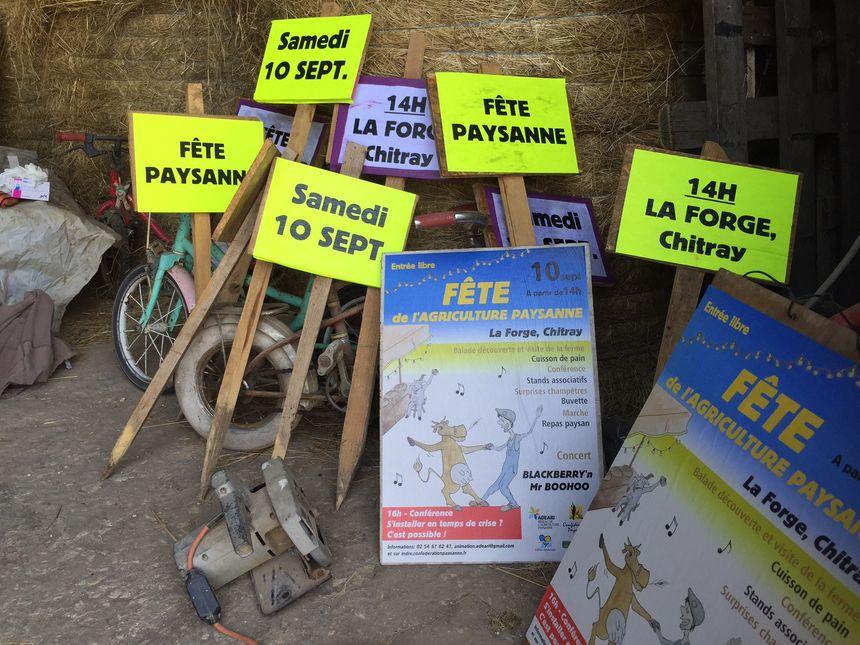 La fête commence à 14 heures à Chitray. - Radio France