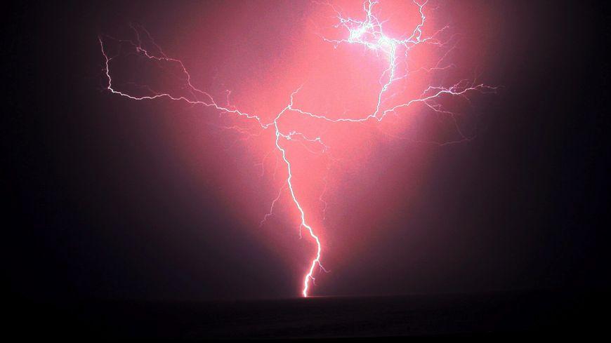 les Alpes maritimes le département le plus orageux de France