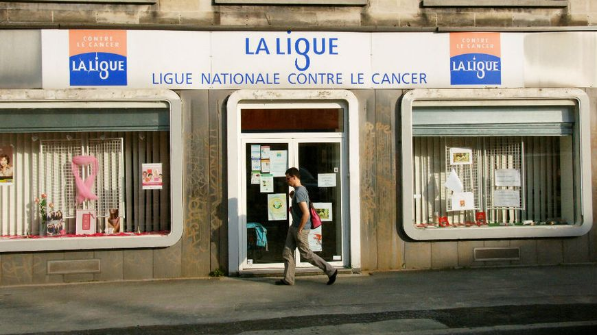 Le siège de la Ligue nationale contre le cancer
