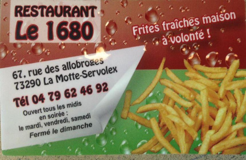 Le 1680 à La Motte Servolex  - Radio France